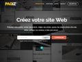 WEB AGENCY : La création de site facilitée : découvrez PAGIZ